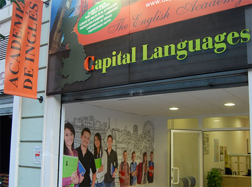 CAPITAL LANGUAGES Albaida