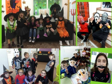 Ha llegado HALLOWEEN a Academias Capital